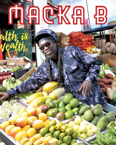 Macka B Health Is Wealth Album