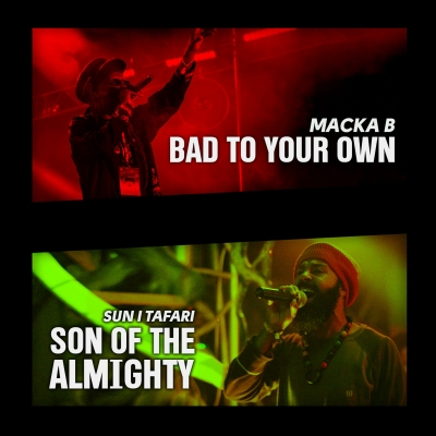 Bad To Your Own & Son Of The Almighty Cover