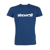 Macka B Logo T Shirt Blue